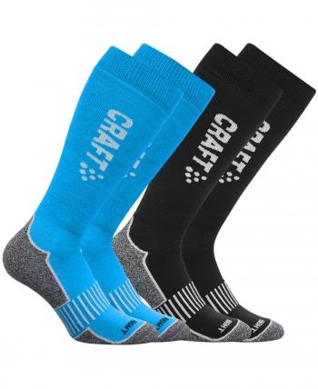 Craft Warm Multi 2-Pack High Sock 2312