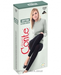 Conte COTTON Leggings 250 Den
