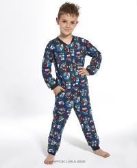 Пижама для мальчиков Cornette 186/108 Cubes