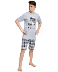 Пижама для парней подростков Cornette 551/20 Journey