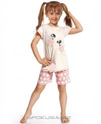 Пижама для девочек Cornette 588/40 Lady birds