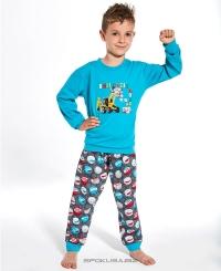 Піжама для хлопців Cornette 593/106 Caps