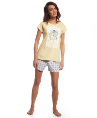 Женская пижама троечка Cornette 665/99 Parfum
