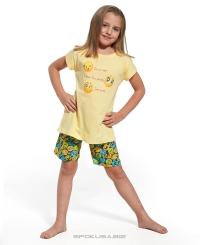 Піжама для дівчат Cornette Young 788/58 Smile
