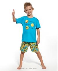 Пижама для мальчиков Cornette Young 790/63 Smile