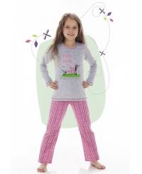 Пижама для девочек Cornette 811 Long Dreams