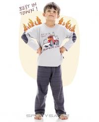Пижама для мальчиков Cornette 809 Super Car