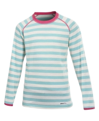 Термофутболка для мальчика Craft Warm Wool CN Junior 2334