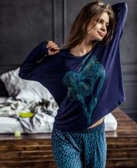 Женская пижама KEY LHS 972 B7