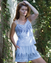 Женская пижама KEY LNS 313 A21