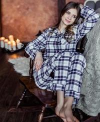 Женская пижама KEY LNS 417 B7