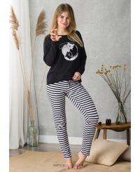 Женская пижама KEY LNS 701 B20