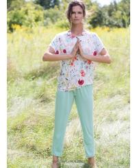 Женская пижама KEY LNS 906 A21