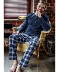 Пижама мужская KEY MNS 411 B7