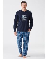 Пижама мужская KEY MNS 414 B8