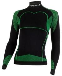 Женская термофутболка Spaio Termo Line W03 зеленый