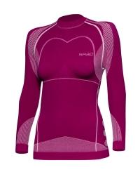 Жіноча термофутболка Spaio Termo Line W03 фіолетовий