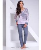 Жіноча піжама TARO Blanka 1023