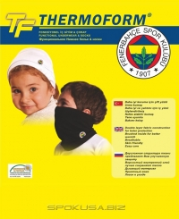 Детская термошапка-шарф Thermoform TF 1-017 HZT